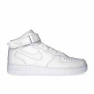 Nike |NIKE BOTA AIR FORCE 1MID`07 WHTWHT Nike 315123 111