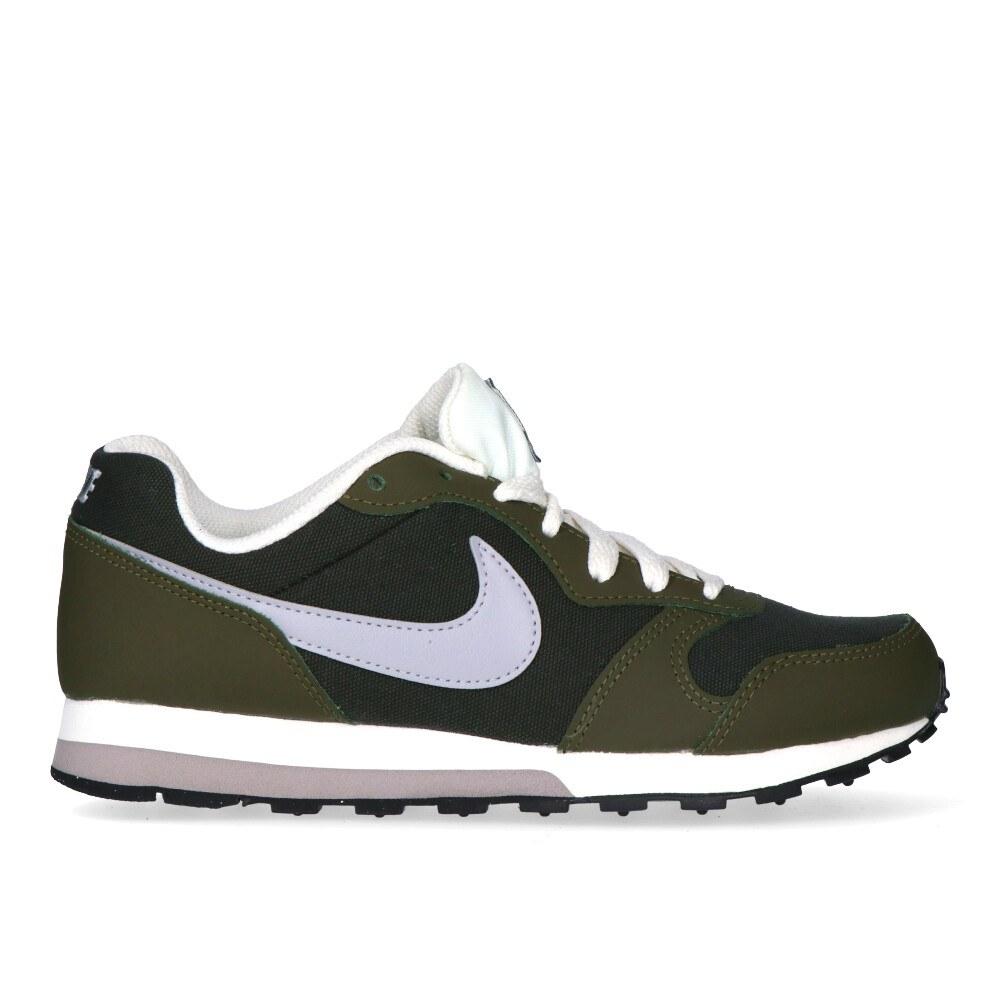 calidad asombrosa Zapatos 2018 chic clásico Nike |Nike md runner 2 (gs) grey/olive UNISEXO Nike 807316-301