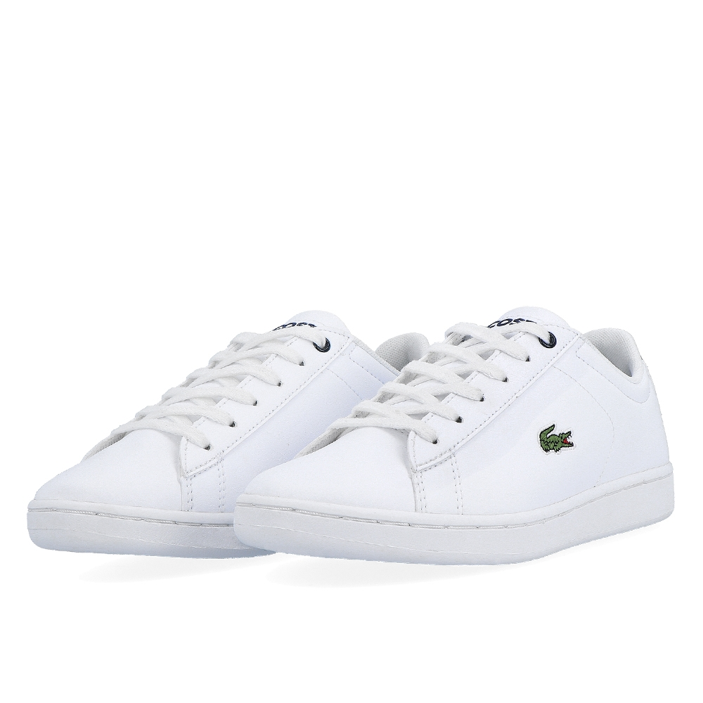 500ca33c5 Lacoste |Lacoste carnaby evo bl 1 spj wht/nvy Lacoste 33SPJ1003-042