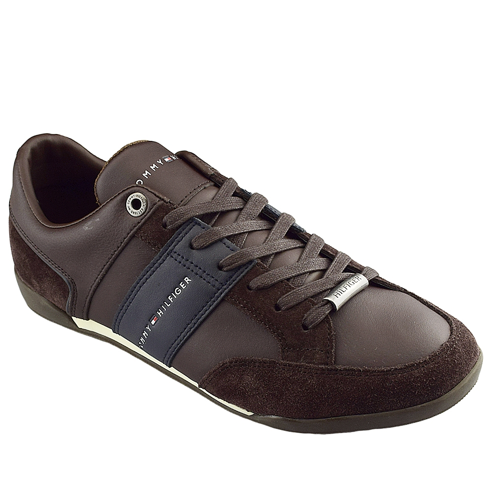 83506f362511f TOMMY HILFIGER CORPORATE MATERIAL M COFFEE (CLH)