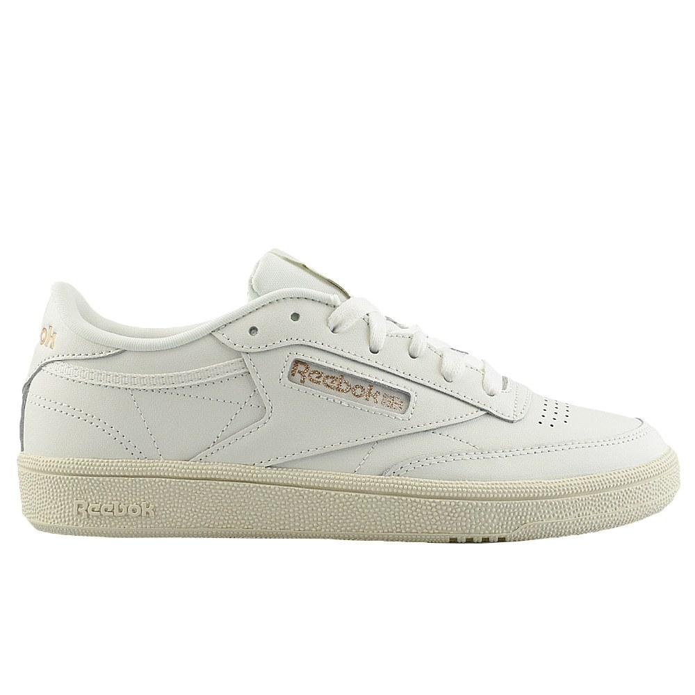 e263473f045 REEBOK CLUB C 85 CHALK ROSE GOLD PAPER WHT (CLM)