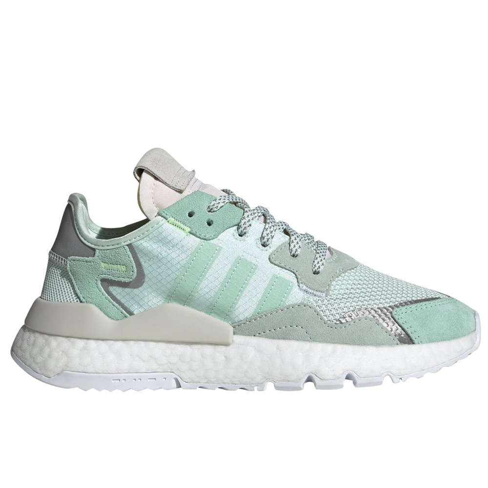 new style 867c0 476af ADIDAS NITE JOGGER W ICEMIN CLEMIN RAWWHT (CLM)