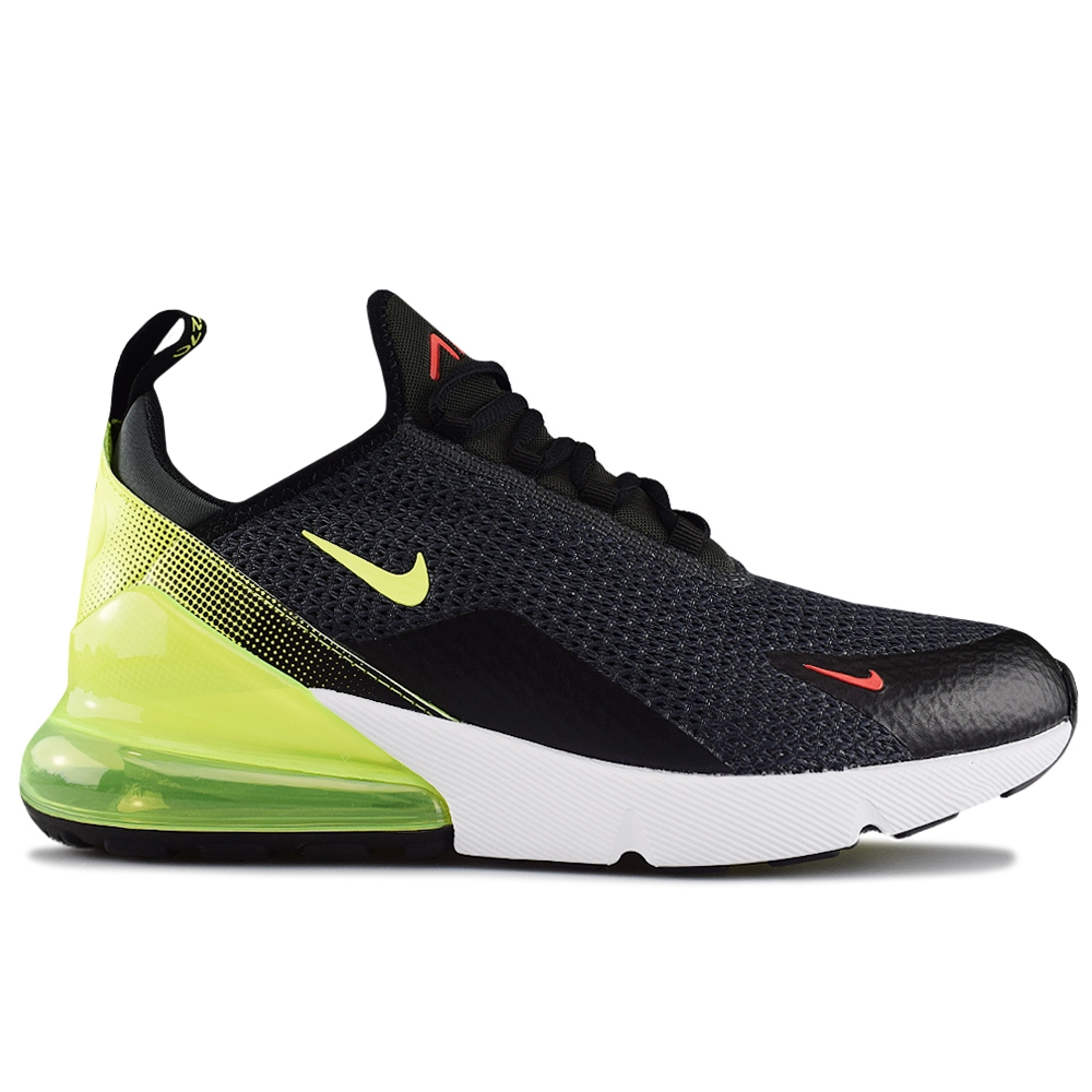 info for dfc23 10914 NIKE AIR MAX 270 SE ANTHRACITE VOLT-BLACK (CLH)
