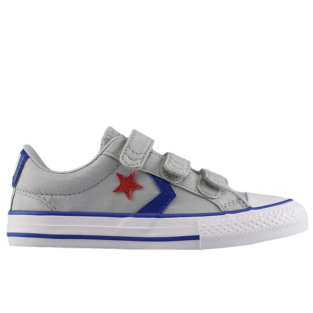 3bf64b21fc2 CONVERSE STAR PLAYER 3V OX WOLF GREY BLUE  (CLJ)