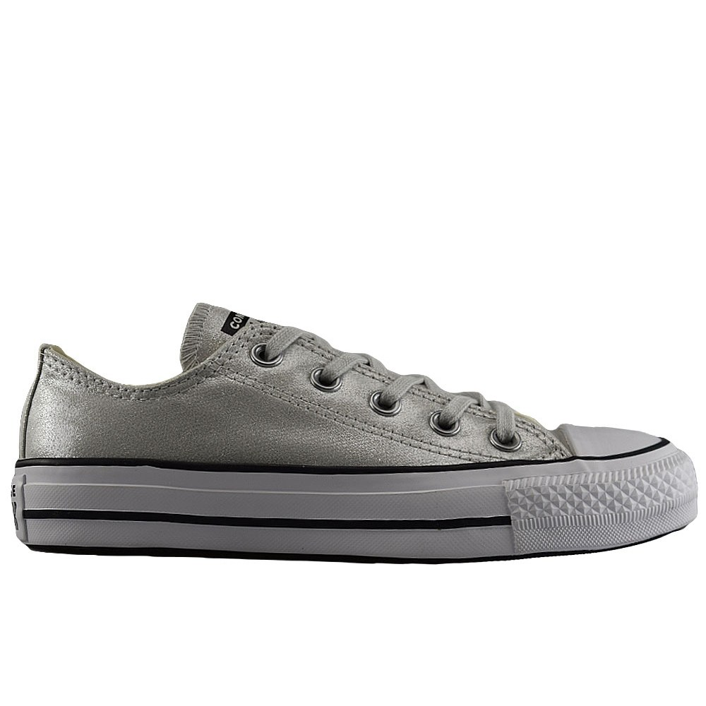 8f19ab08d37 CONVERSE ALL STAR CT OX MOUSE BLACK WHITE (CLU)