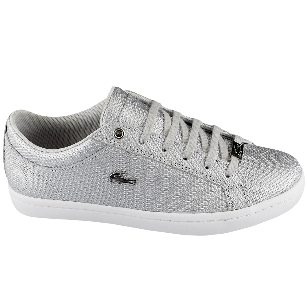 edc5a0a0d8ed0 LACOSTE STRAIGHTSET 318 2 SLV WHT (CLM)