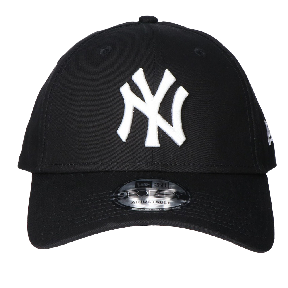 b03c125e0c0aa NEW ERA BONE LEAGUE BASIC NEYYAN BLACK (ACH)