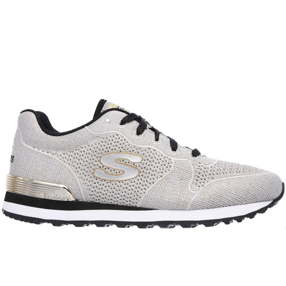 9139d979e09 SKECHERS OG 85 LOW FLYERS TAUPE GOLD (CLM)
