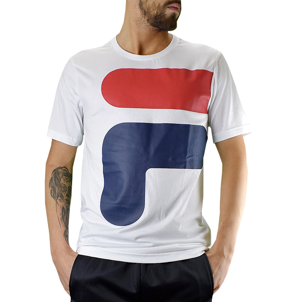 FILA TSHIRT CARTER BRIGHT WHITE a5205135f02e4